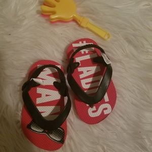 Ladies Man Sandals